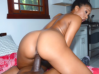 Yasmine De Leon & Paul Lashavf in Yas Dat Ass - BlackGFs