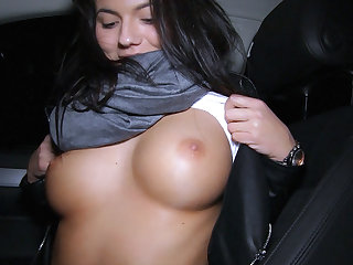 Vanessa Decker in Hot Euro Chick with Big Tits - PublicPickups